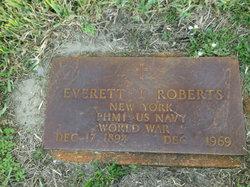 Everett J Roberts