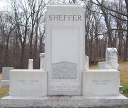Laura J. <i>Rudisill</i> Sheffer
