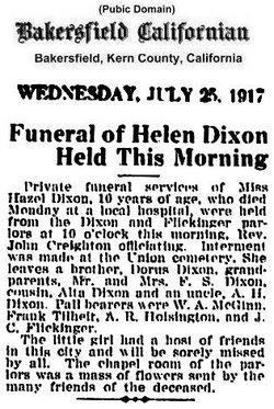 Hazel Dixon