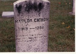 Matilda Catron