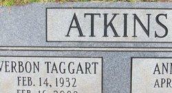Verbon Taggart Atkins