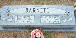 Roy Edward Barnett
