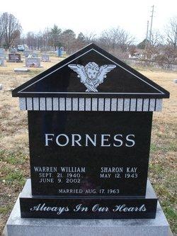 Warren William Forness