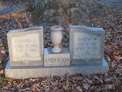Marian W Anderson