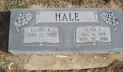 Clyde E Hale