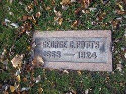 George C Potts