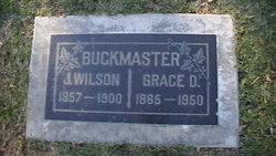Grace Darling <i>Porter</i> Buckmaster