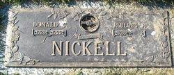 Donald C. Nickell