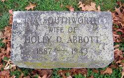 Ina <i>Southworth</i> Abbott
