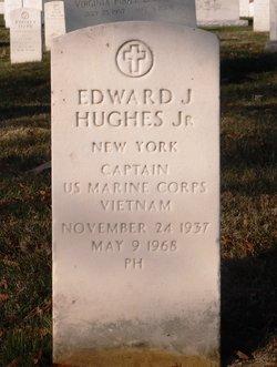 Capt Edward John Hughes, Jr