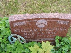 William Henry Harrison Alford