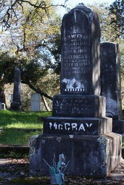 William Henry McCray