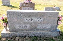 Fannie Slemmons Barton