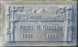 Julius David Gibbard