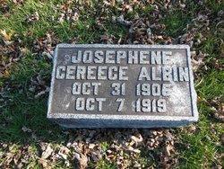 Josephene Cereece Albin