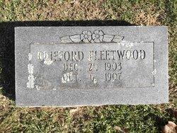 Clifford Fleetwood