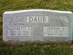 Johann Adolph Daub