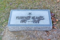 Florence M. Ames