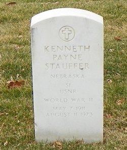 Kenneth Payne Stauffer
