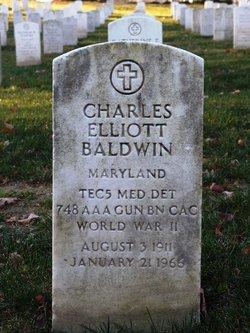 Charles Elliott Baldwin