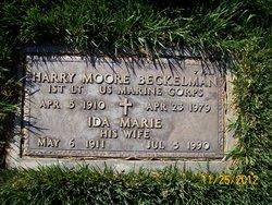 Harry Moore Beckelman