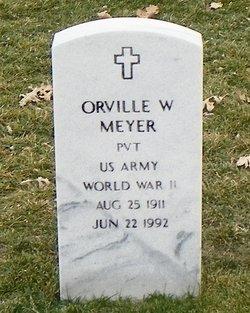 Orville Wayne Meyer