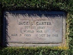 Sgt Jack L. Carter