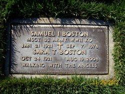 Samuel I Boston