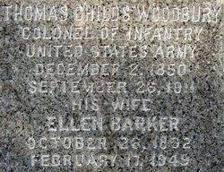 Col Thomas Childs Woodbury