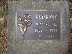 Winefred Esther <i>McLeod</i> Keyandwy