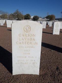 Carson Lavada Carter, Jr