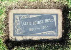 Elsie Louise Boyd