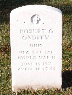 Robert G Ondrey