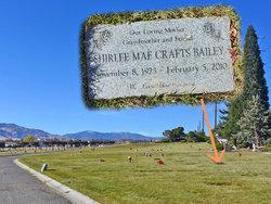 Shirlee Mae Shirl <i>Crafts</i> Bailey