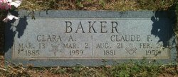 Clara A. Baker