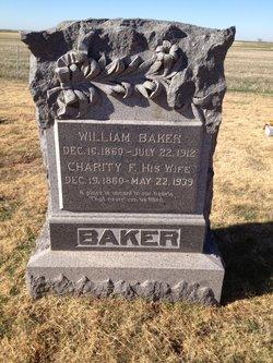Charity Frances <i>Downey</i> Baker