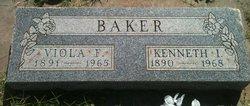 Kenneth Iverson Baker