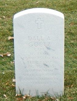 Dale A Goetz