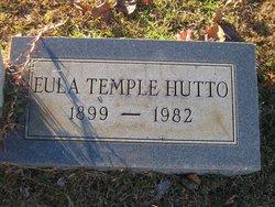 Eula <i>Temple</i> Hutto