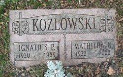 Ignatius Iggy Kozlowski