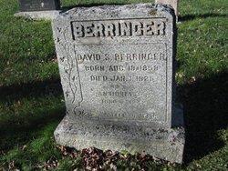 Antoinette M <i>Berringer</i> Berringer