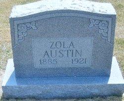 Zola <i>Edmondson</i> Austin