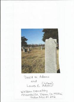 Laura Ellen <i>Lillard</i> Adams