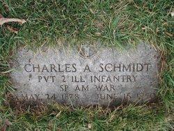 Charles A Schmidt