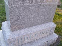 Elizabeth <i>Glanville</i> Hocking