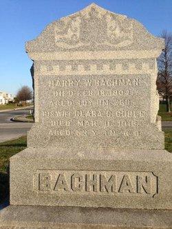 Harry W. Bachman
