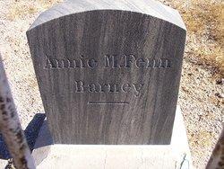 Annie Matilda <i>Fenn</i> Barney