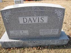 Hortense <i>Cook</i> Davis