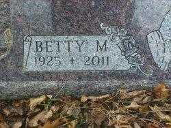 Betty M. Gengler