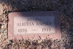 Alberta Barney